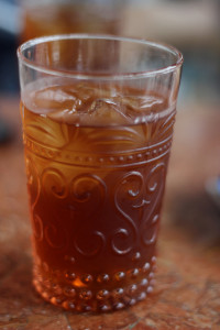 Is iced tea good for your smile?
